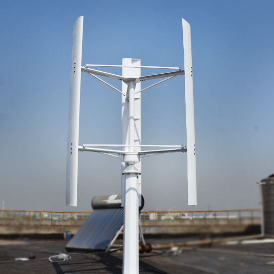 1kw H Shape Vertical Wind Turbine